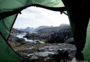 A view from my tent in Greenland - (6859)