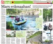Lets go to the wilderness! (Ilta-Sanomat)
