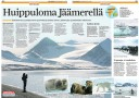 Svalbard (Ilta-Sanomat) - text by Tea Karvinen
