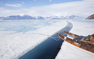 Nunavut, arctic Canada