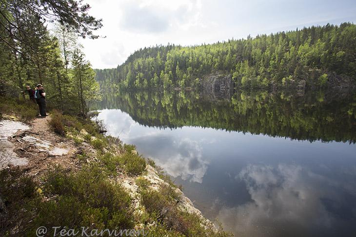 Etelä-Konnevesi / summer