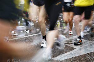 2162 – Marathon runnners in Helsinki