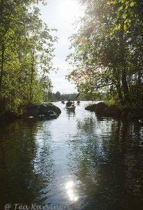 3202 – Kalajärveen menevä salmi