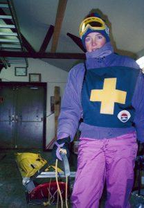 330 – Ski patrolling in Alaska