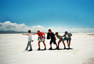 35 – In Bolivia