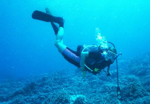361 – I learned to scuba dive while living in Hawai'i