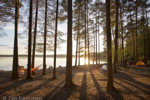 3653 – Haukkajärvi beach