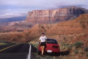 97 – I lived in Utah, USA during 1999-2003.