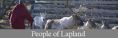 poeple of Lapland