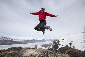 2030 – On the top of Pangnirtung