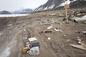 2118 – The trash, dump area in Pangnirtung