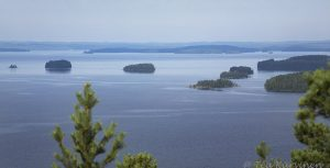 4364 – Tehinselkä, a view seen from a tower