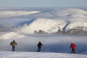 1612 – Skiing in Ylläs