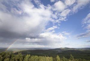 6737  – A view from Räsävaara tower