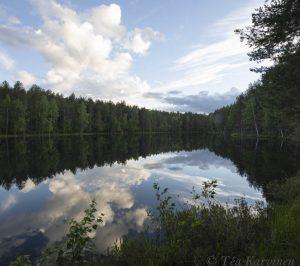 6945 – Valkealampi lake