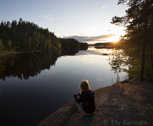 photo of the week 24 (Isojärvi np in central Finland)