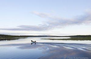 Vuontisjärvi Enontekiöllä