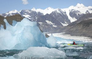 photo of the week 35 – kayaking in Alaska
