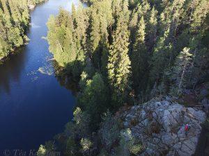 41 – Helvetinjärvi lake