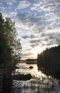 6475 – Kurkijärven auringonlasku