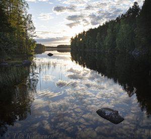 6480 – Kurkijärven auringonlasku