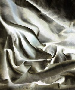 1716 – A sleeping bag in the reindeer herders cabin