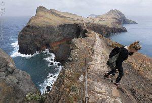 photo of the week 13 – Madeira: Punto de Sao Lourenco.