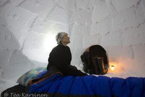 116 – I spent one night in a snow igloo by myself (Etelä-Konnevesi NP).