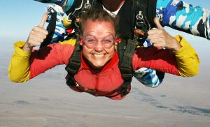 223 – Skydiving in Namibia