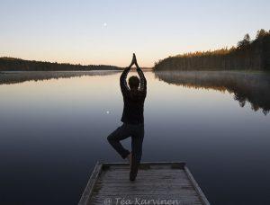 4317  – Around 4-5 am in Hossa National Park, Finland.