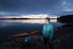 6303 – Here I am in Etelä-Konnevesi (Southern Konnevesi lake) National Park, Finland.