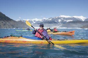 7389 – Kayaking in Alaska (in my ex-home US state)