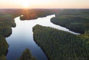 198 – Kurkijärvi lake