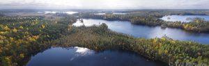 163-166 – Salamajärvi lake and Pitkälahti bay