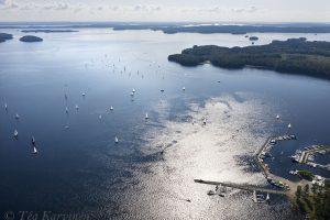 170 – Päijänne lake sailing competition
