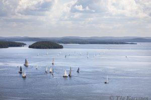 2831 – Päijänne lake sailing competition