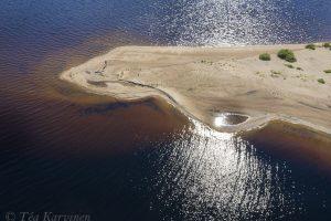 656 – island of Ärjä in Oulujärvi lake