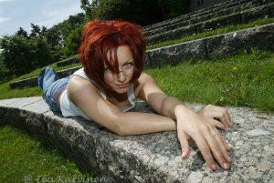 1445 – Laulaja Erin Koivisto v. 2005