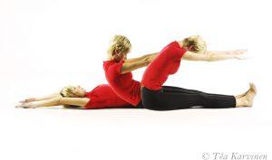 228 – Pilates-rullaus
