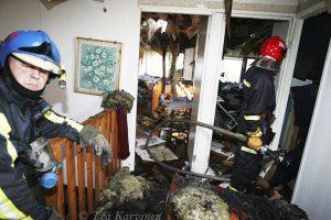 236 – Rivitalon tulipalo Keravalla v. 2005