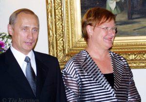 242 – Presidentit Putin ja Halonen (2001 ?)