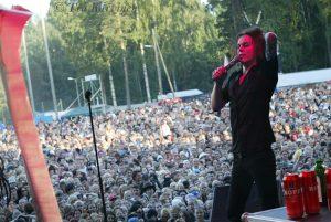 270 – Ville Valo Ankkarockissa 2004.