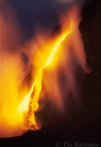 195 – Hot lava on the Big Island of Hawai'i