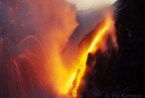196 – Hot lava on the Big Island of Hawai'i