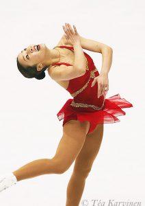 231 – Michelle Kwan (Salt Lake City Winter Olympic Games 2002)