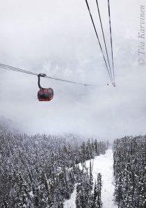 2836  – Whistler-Blackcomb ski resort in Vancouver, CAN