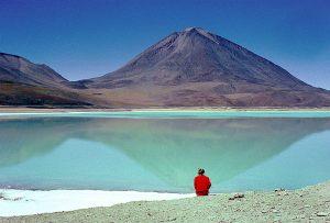 299 – Laguna verde in Bolivia