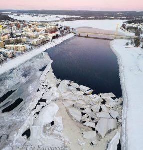 336-338 – Rovaniemi & the Kemijoki river (Dec. 30th)