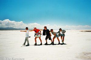 35 – In the desert of Bolivia