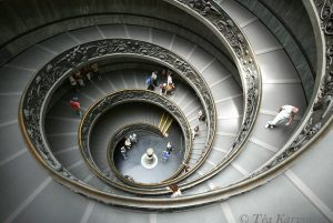 4440 – The Simonetti staircases in Vatican